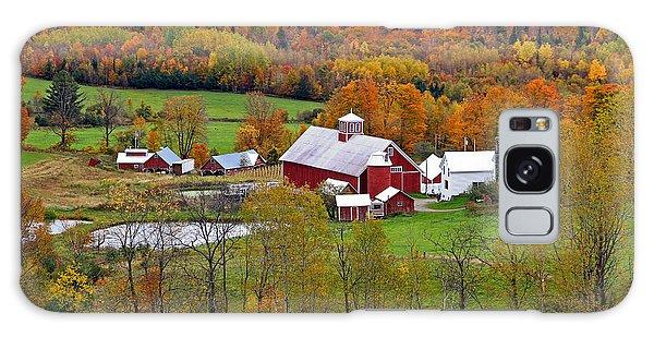 Green Mountain Farm Galaxy Case