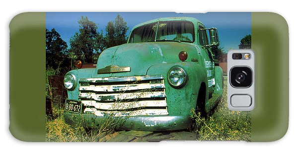 Green Pickup 1959 - American Car Photo Galaxy Case by Art America Gallery Peter Potter