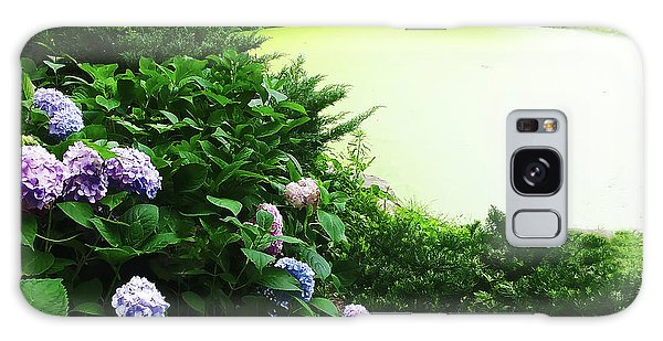 Green Pond Galaxy Case