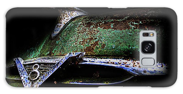 Green Ram Emblem Galaxy Case