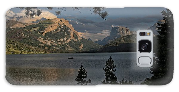 Green River Lake Galaxy Case