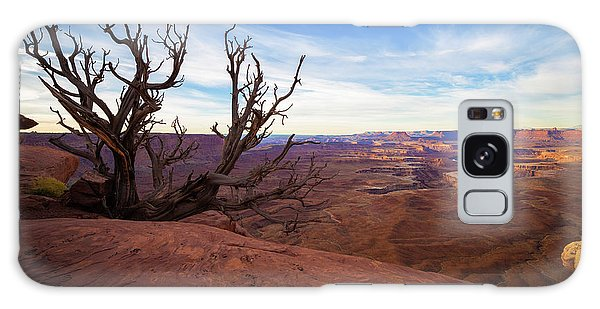 Islands In The Sky Galaxy Case - Green River Overlook by Edgars Erglis
