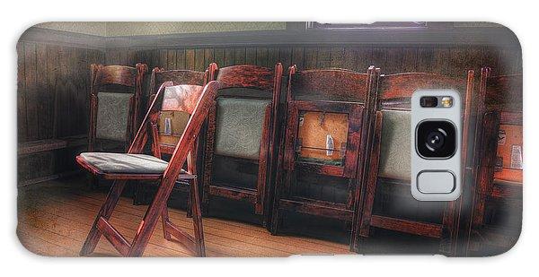 Green Seat Chair # 2 Galaxy Case
