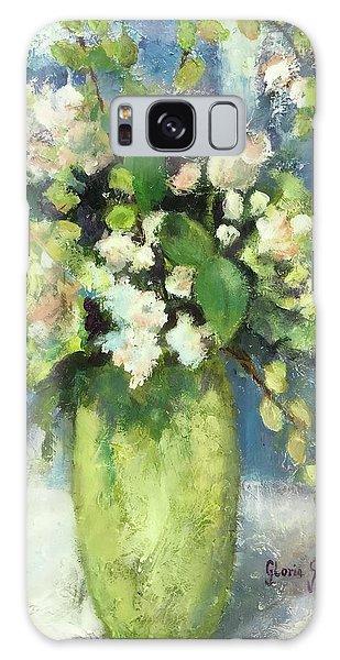Green Vase Galaxy Case