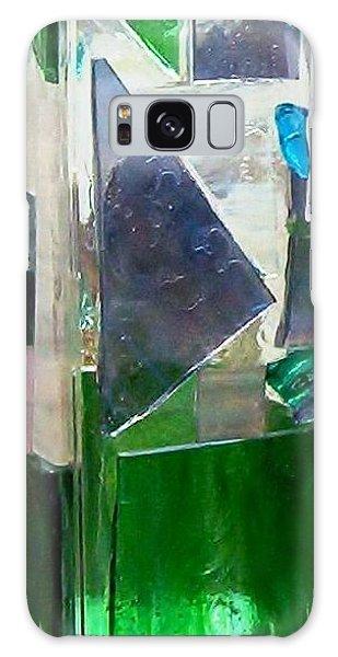 Green Vase Galaxy Case by Jamie Frier