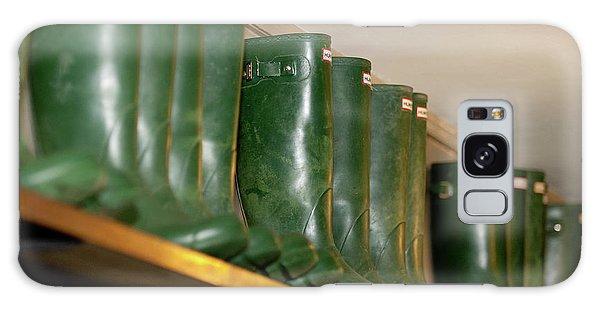Green Wellies Galaxy Case