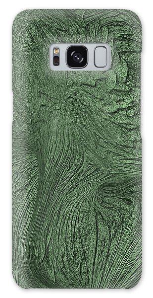 Green Wind Galaxy Case
