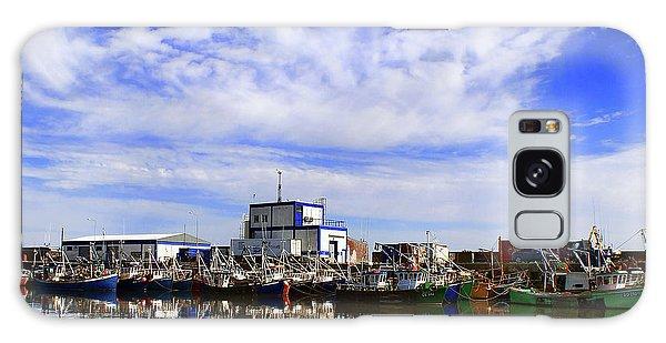 Greencastle Harbour Galaxy Case