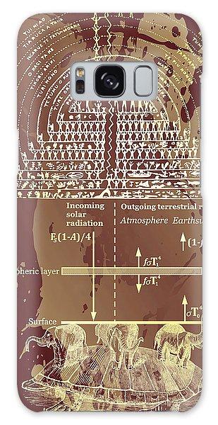 Greenhouse Effect Mythology Galaxy Case