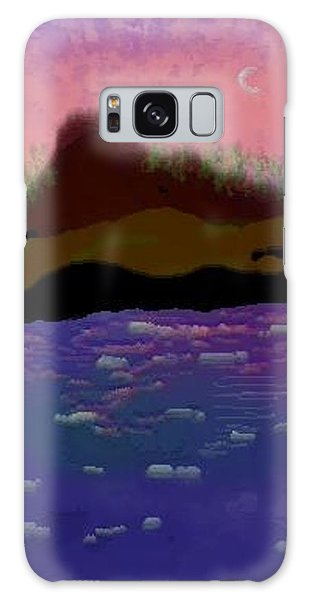 Greenland.summer Galaxy Case