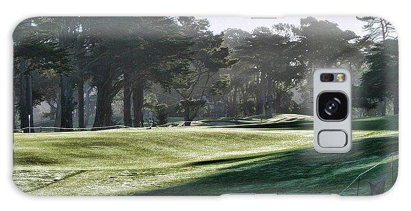 Greens Golf Harding Park San Francisco  Galaxy Case