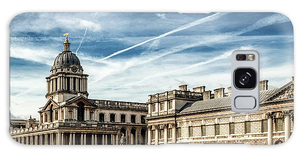 Greenwich University Galaxy Case