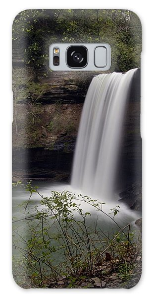 Greeter Falls Galaxy Case