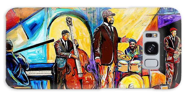 Art Institute Galaxy Case - Gregory Porter And Band by Everett Spruill