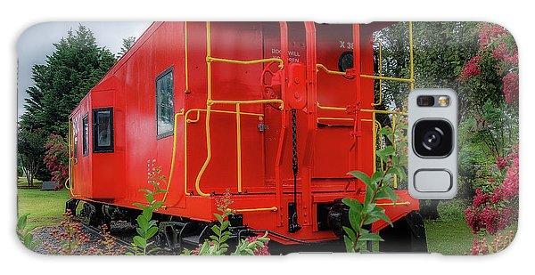 Gretna Railroad Park Galaxy Case