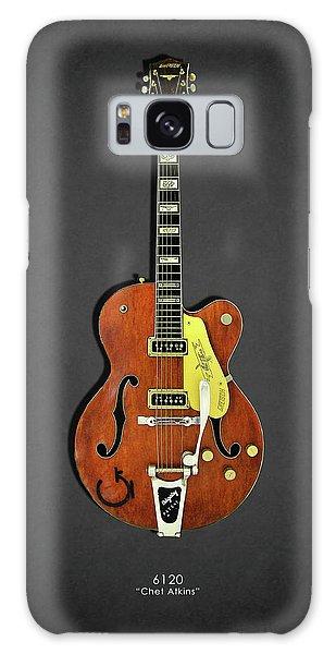 Galaxy Case - Gretsch 6120 1956 by Mark Rogan