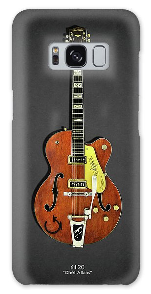 Guitar Galaxy Case - Gretsch 6120 1956 by Mark Rogan