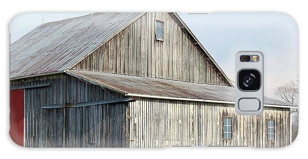 Rustic Barn Galaxy Case