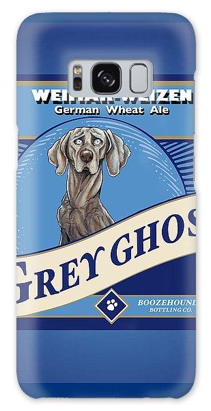 Grey Ghost Weimar-weizen Wheat Ale Galaxy Case