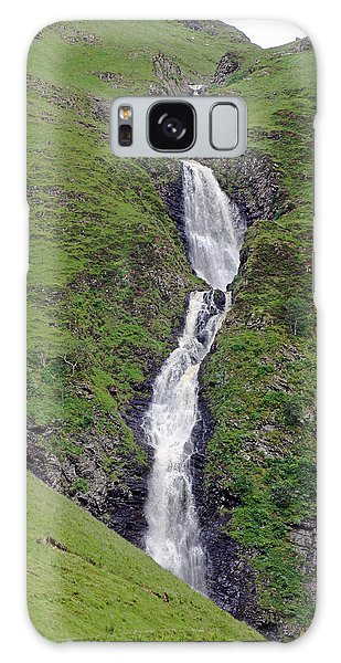 Grey Mare's Tail Galaxy Case