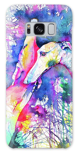 Greyhound Trance Galaxy Case