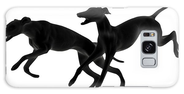 Greyhounds Travelling At 45 Mph Galaxy Case