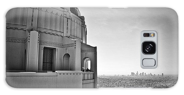 Griffith Observatory And Downtown Los Angeles Galaxy Case