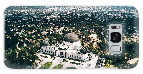 Los Angeles Galaxy Case - Griffith Observatory And Dtla by Andrew Mason