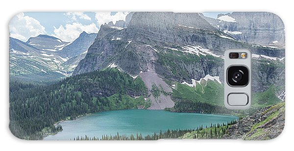 Grinnell Lake From Afar Galaxy Case