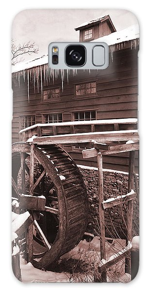 Grist Mill At Siver Dollar City Galaxy Case