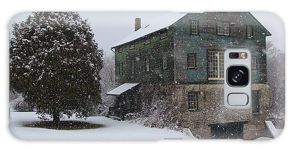 Grist Mill Of Port Hope Galaxy Case by Davandra Cribbie