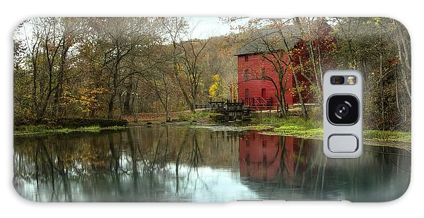 Grist Mill Wreflections Galaxy Case
