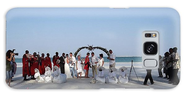 Exploramum Galaxy Case - Group Wedding Photo Africa Beach by Exploramum Exploramum