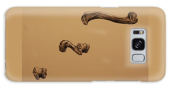 Growing Bone Galaxy Case