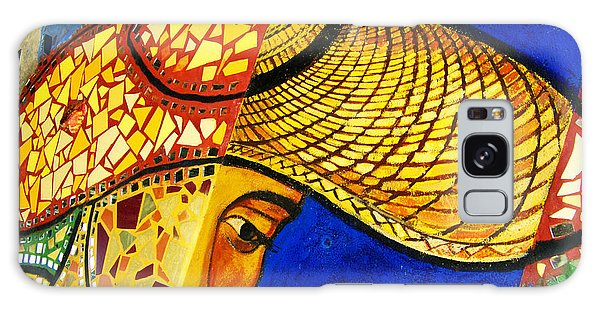 Galaxy Case featuring the photograph Growing Edgewater Mosaic by Kyle Hanson