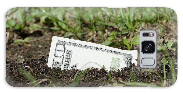 Growing Money Galaxy Case