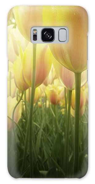 Growing  Tulips  Galaxy Case