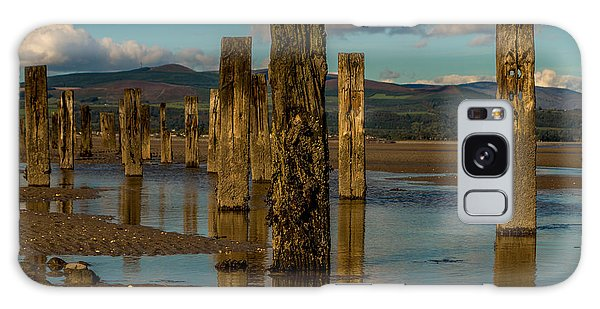 Groynes In Colour 1 Galaxy Case