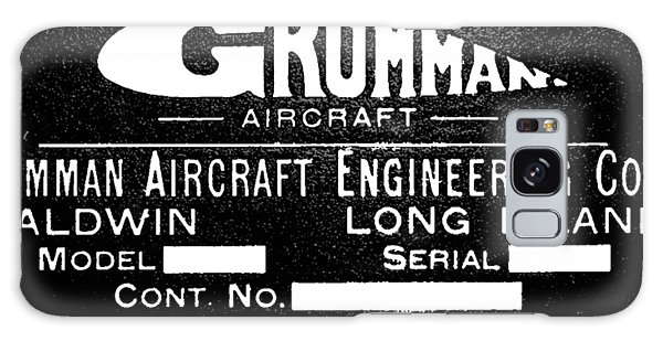 Grumman Product Plate Galaxy Case