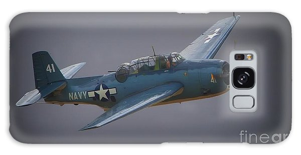Grumman Tbf Avenger No.41 Bluegray Galaxy Case
