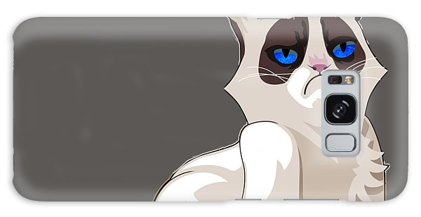 Grumpy Cat Galaxy Case