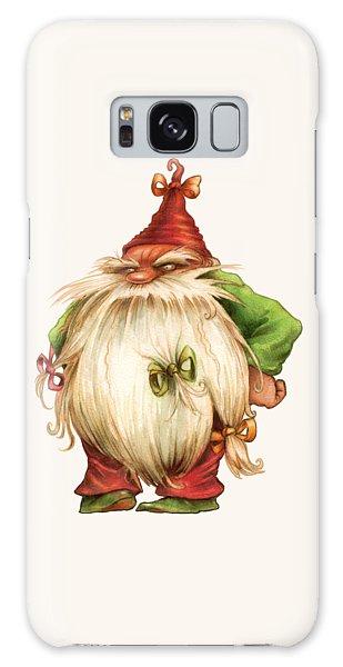 Grumpy Gnome Galaxy Case