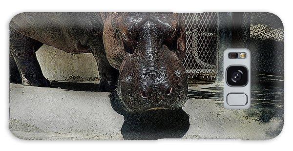 Grumpy Rhino Galaxy Case