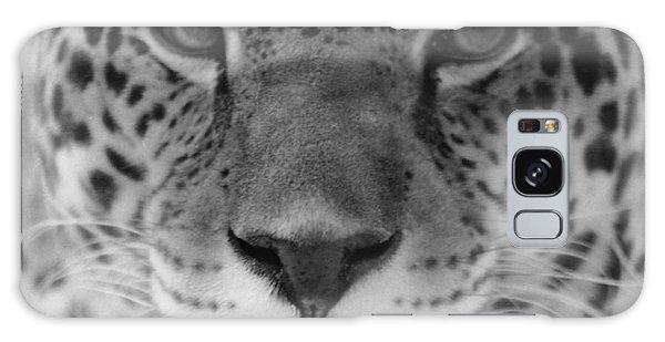 Grumpy Tiger  Galaxy Case
