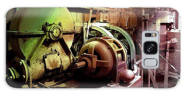 Grunge Hydroelectric Plant Galaxy Case
