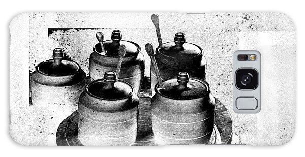 Honey Jars Galaxy Case by Don Gradner