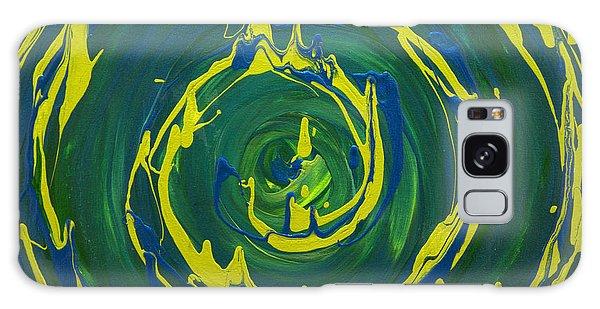 Guacamole Swirl Galaxy Case