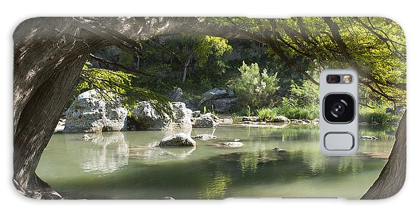 Guadalupe River Galaxy Case