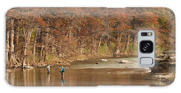 Guadalupe River Fly Fishing Galaxy Case