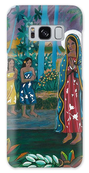 Guadalupe Visits Gauguin Galaxy Case